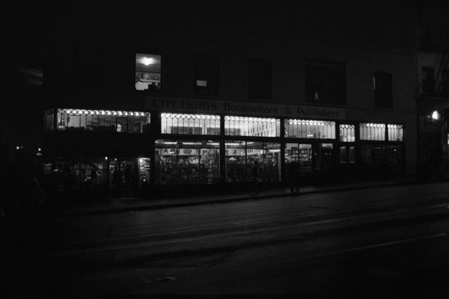 citilights bookstore | 시티라이트 책방
