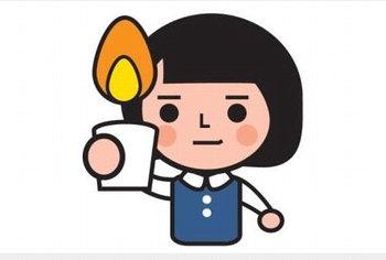 쌤~ 우리 잡으러 온 김에 같이 촛불 들어요