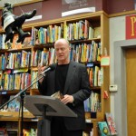 JC at Booksmith, SF