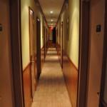 nyc #11 - hotel corridor