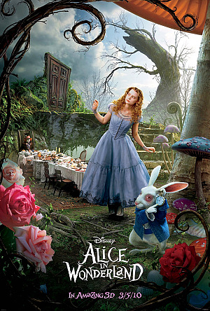 alice in wolderland