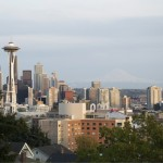 seattle #03 - a view from Kerry Park