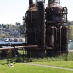 seattle #05 - Gas Works Park