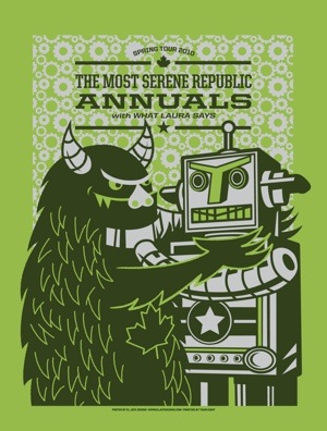 annuals the most serene republic what laura says
